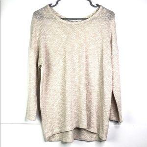 AEO   long sleeve lightweight sweater size M